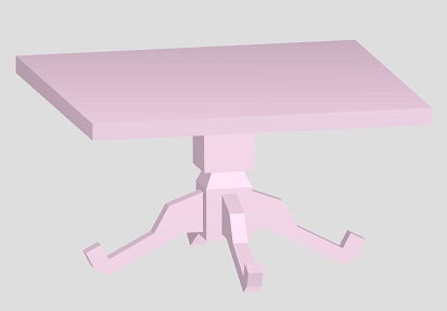 extrude table