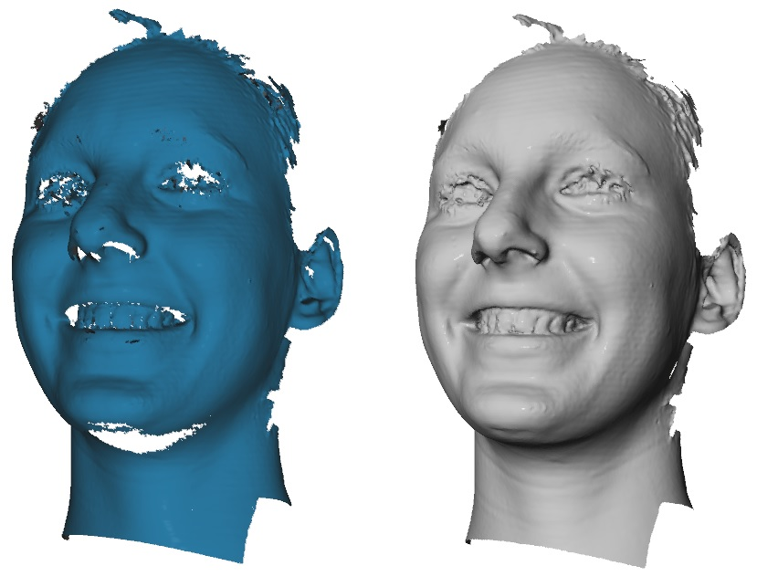 face_reconstruction
